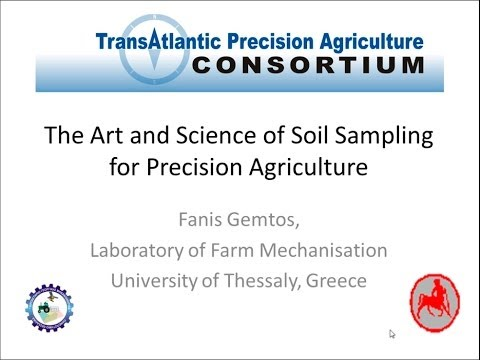 The Art & Science of Soil Sampling for Precision Agriculture