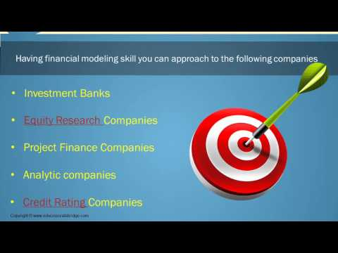 Financial Modeling Jobs