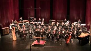College-Conservatory of Music University of Cincinnati, Revueltas Sensemayá