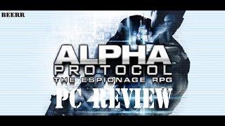 Alpha Protocol PC review
