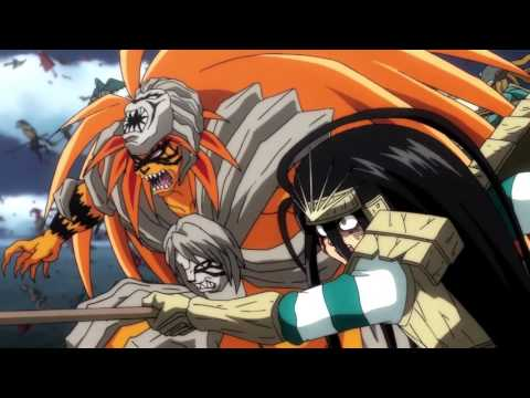 Hakumen no Mono VS Ushio & Tora AMV - Final Battle