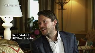 Frage einen Makler - Reto Friedrich
