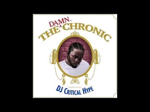 Kendrick Lamar + Dr Dre - The DAMN. Chronic (Full Album)