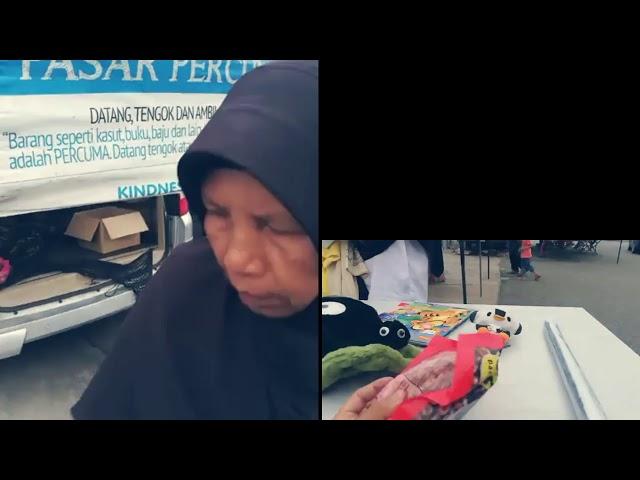 Pasar Percuma Kindness Malaysia (Kodiang)