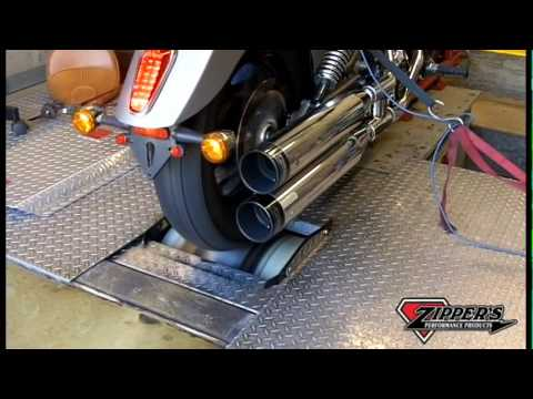 Zipper/'s MaxFlow Intake for Indian Scout and Victory Octane