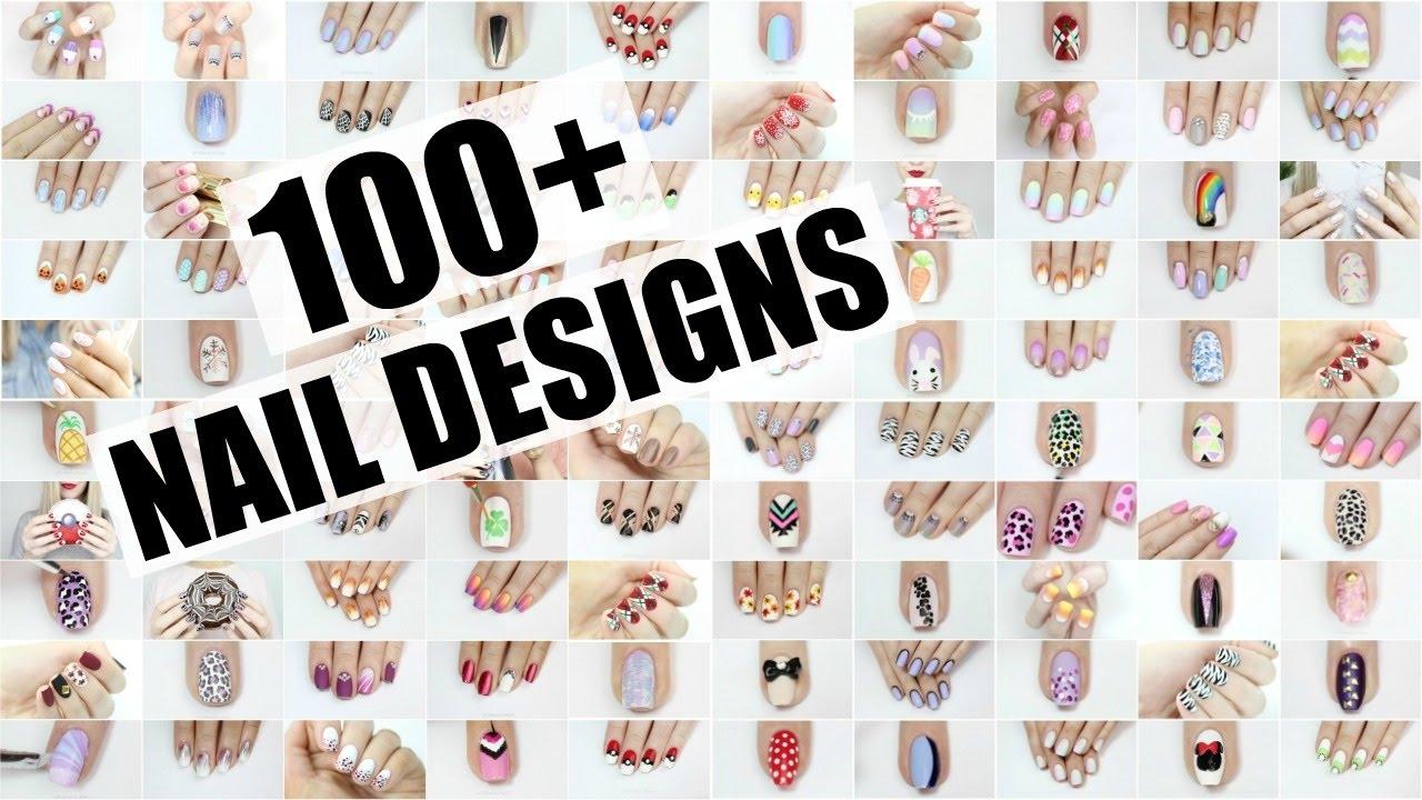 Download 100+ NAIL ART DESIGNS