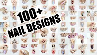 One of Hannah Weir's most viewed videos: 100+ NAIL ART DESIGNS