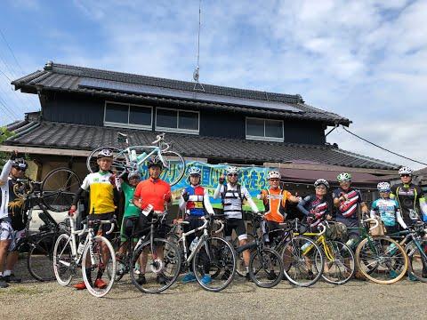 つくばりんりんロードカフェキャンプサイクリング1