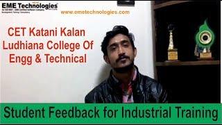 LCET Katani Kalan - Ludhiana College Of Engg & Technical