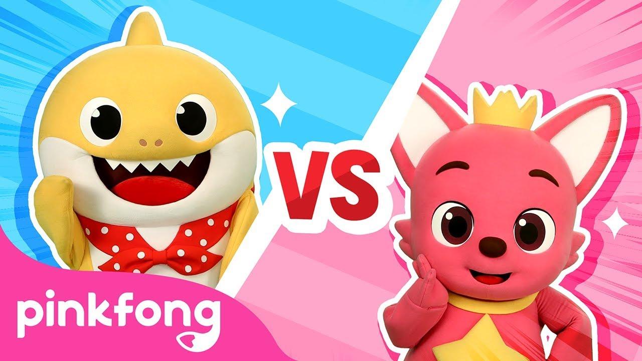 Baby Shark Challenge | Desafío del Tiburón Bebé | Pinkfong vs Tiburón Bebé | Pinkfong