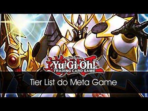 Tier List do Meta Game - Pós Ban List