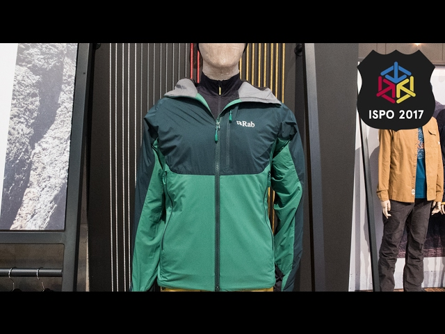4f4b61031 Rab Alpha Direct Jacket Review | ISPO 2017