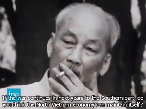 [iMarx] Full translated - English subtitle-Interview President Ho Chi Minh - 1964