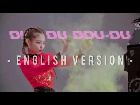 Free Download Blackpink - Ddu-du Ddu-du (뚜두뚜두) English Rap Version Mp3 dan Mp4
