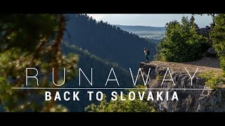Runaway back to Slovakia - our home
