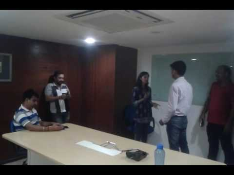 Aircel skit @ Up circle office Lucknow
