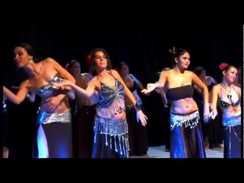 Danse Orientale Montpellier Les Orientales - Stage Tribal