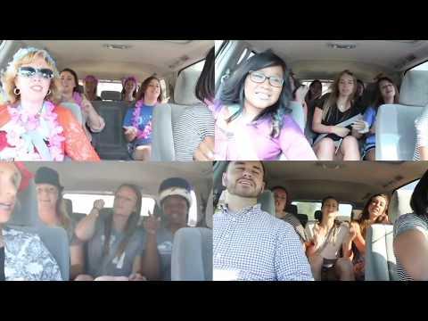 Beasley Hall Carpool Karaoke