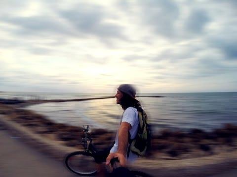 Kites & Bikes (GoPro Hero 3+) - Cartagena, Colombia