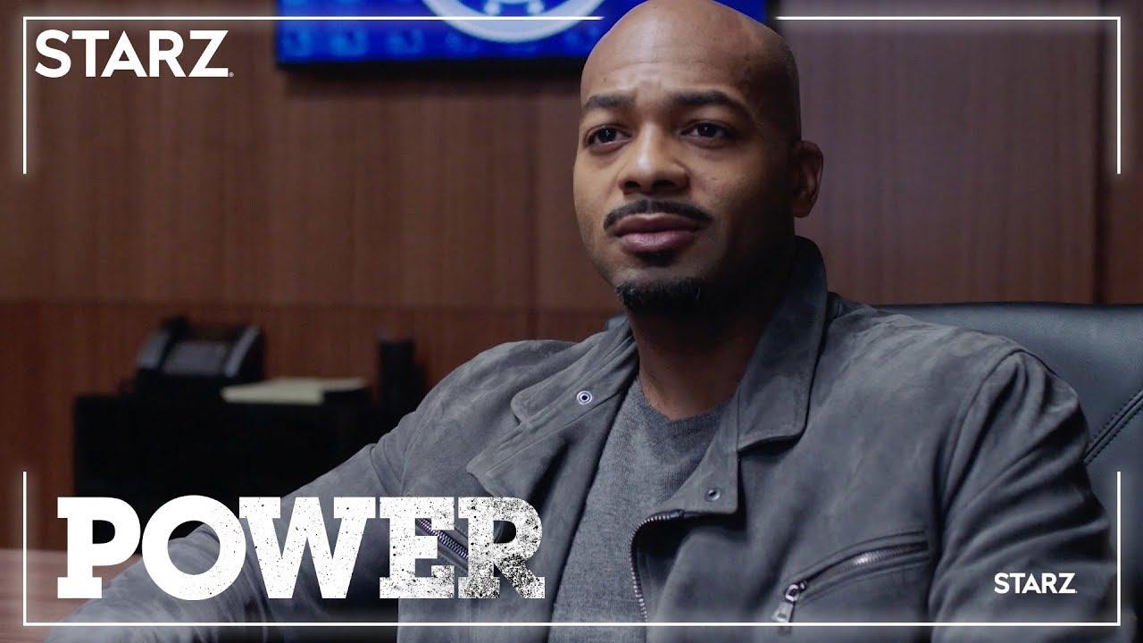 R.I.P. Terry Silver | Power Season 5 | STARZ