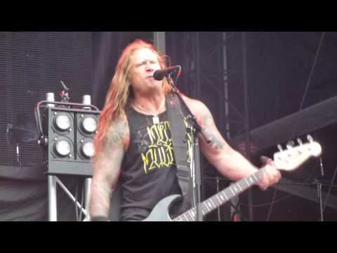 Machine Head I am hell (sonata in c#) LIVE Prague, Czech Republic 2012-05-07 1080p FULL HD