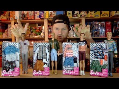 barbie-beach-boy-2019-fashion-packs-mattel-ken-doll-unboxing-review