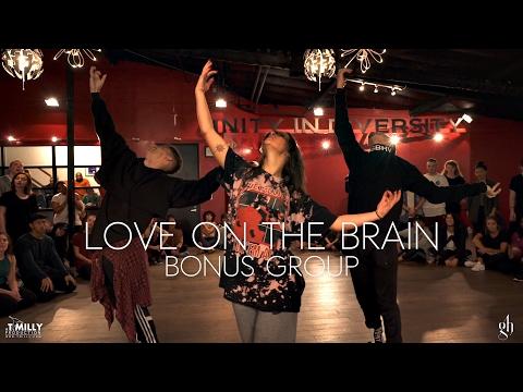 Rihanna - Love On The Brain [BONUS GROUP] Choreography by Galen Hooks - Filmed by @TimMilgram