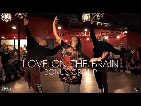 Rihanna - Love On The Brain [BONUS GROUP]...