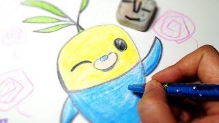 바다탐험대 옥토넛 튜닙 그리기 Disney Junior How to Draw tunip Octonauts 라임튜브 LimeTube