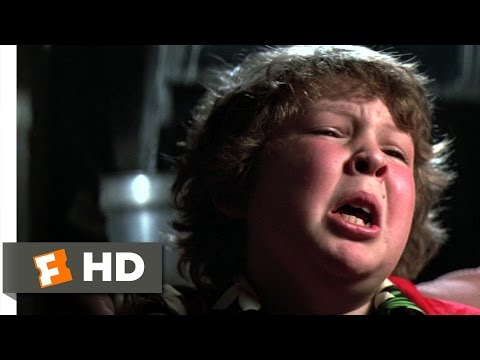 The Goonies (2/5) Movie CLIP - Chunk Spills His Guts (1985) HD
