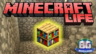 Enchanting Table Trouble - The Minecraft Life - Bro Gaming