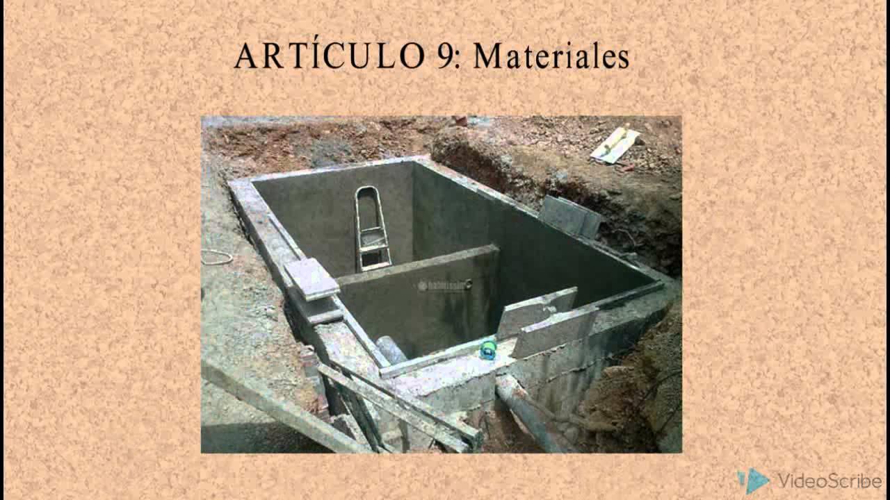 Tanque s ptico youtube for Criadero de cachamas en tanques
