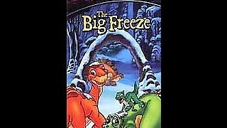 Opening To The Land Before Time VIII:The Big Freeze 2001 VHS (600th Video)