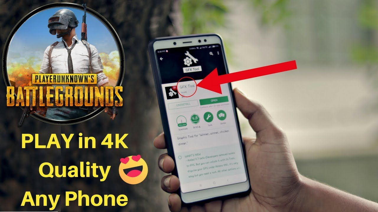 Pubg 4k Graphics On Any Phone Pubg Mobile Ultra Realistic