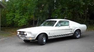Ford Mustang Fastback 1967 - 331 Stroker