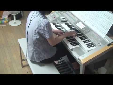 佐藤直紀さん作曲の曲はこれまでも「龍馬伝」「コード・ブルー」を弾いていますが、この曲も弾いてみたい1曲でした。2003年のドラマの主題曲ですが、最近になり、STAGEAの達人シリーズの楽譜が発売...