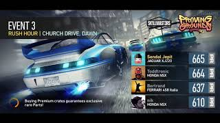 Mobil Balap NFS ( Need For Speed ) No Limits - EVENT 3