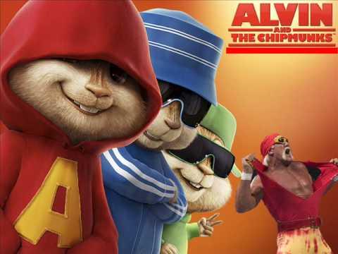 Alvin & the Chipmunks WWE Themes: Hulk Hogan