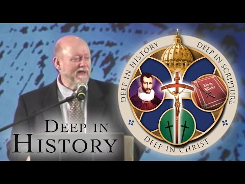 Martin Luther - Deep in History Talk Featuring Paul Thigpen