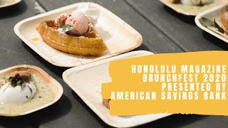 HONOLULU Magazine BrunchFest 2…