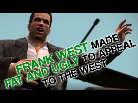 Frank West Was Made Ugly To Appeal To The West