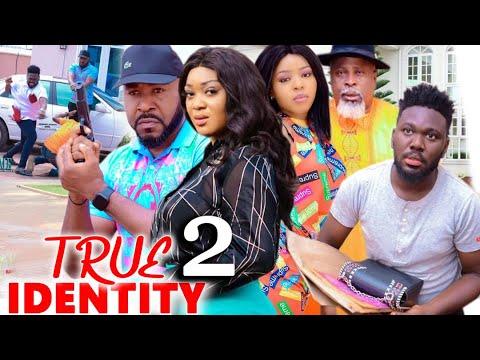 Download TRUE IDENTITY SEASON 2 (New Movie) PEGGY OVIRE 2021 Latest Nigerian Nollywood Movie 720p