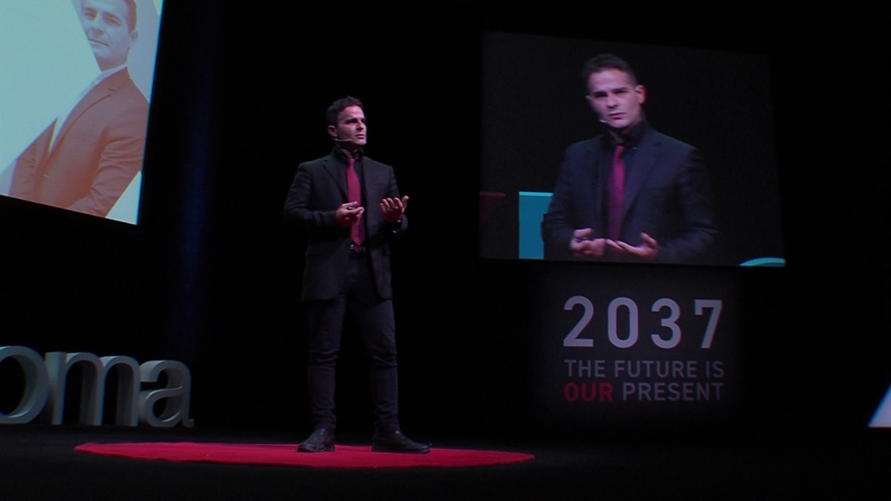 Who invented the knife didn't mean to kill | MARCO MENICHELLI | TEDxRoma