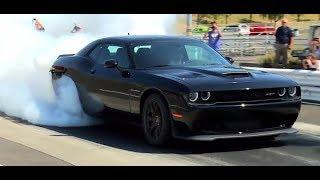 Dt Test Drive — 717 Л.С. Dodge Challenger Hellcat