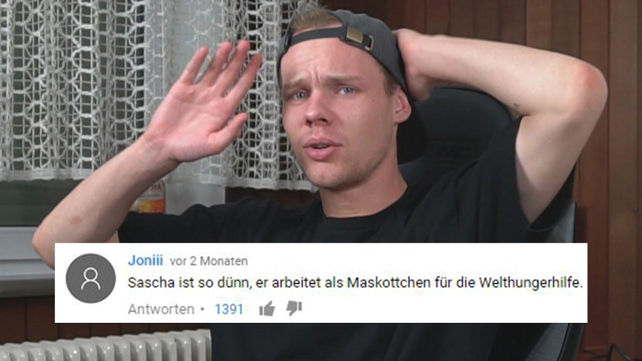 AUA DIE KOMMENTARE TUN WEH - YouTube