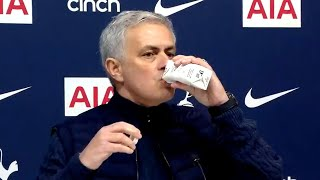 Tottenham 4-1 Crystal Palace - Jose Mourinho - 'I Wouldn't Change Him For Anyone' - Press Conference