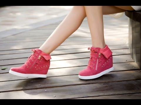 Модные сникерсы - хит в мире обуви