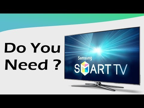 Do You Need a Smart TV in 2018?