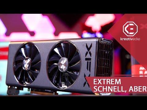 Die SCHNELLSTE RX 5700 XT BIS JETZT, ABER....   XFX RX 5700 XT Thicc II Ultra Review