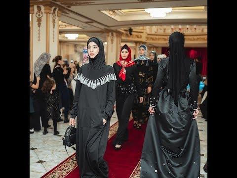 В Черкесске прошел показ исламской женской одежды «Fashion Day»